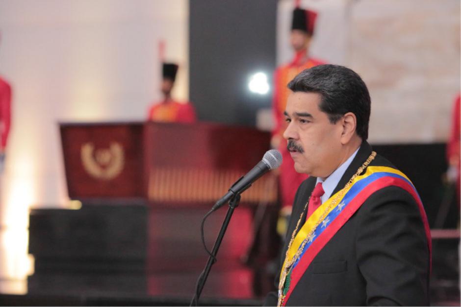 Maduro hat die Gespräche mit der Opposition gestoppt.