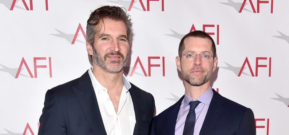 David Benioff (L) und D. B. Weiss verlassen HBO.