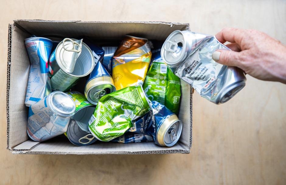Sieben von zehn Aluminiumdosen werden weltweit und in Österreich wiederverwertet. In Tirol recyceln laut Studie sogar 84 Prozent.
