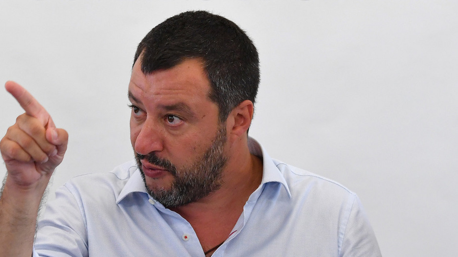 Matteo Salvini sieht keine Zukunft mehr für das Regierungsbündnis mit der Fünf-Sterne-Bewegung.