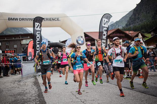 Bereits zum zweiten Mal in Folge war der Trailrun mit 1000 Startern schon Wochen vorher ausverkauft. 38 Nationen waren heuer mit dabei.