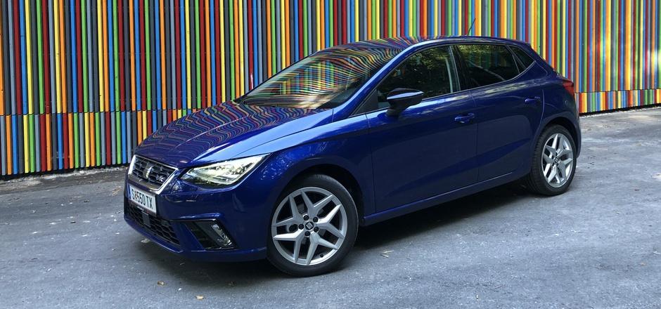 Fesch, fescher, Ibiza. Speziell in der FR-Modellvariante ist der Seat Sinnbild eines attraktiven und erwachsen dimensionierten Kleinwagens.