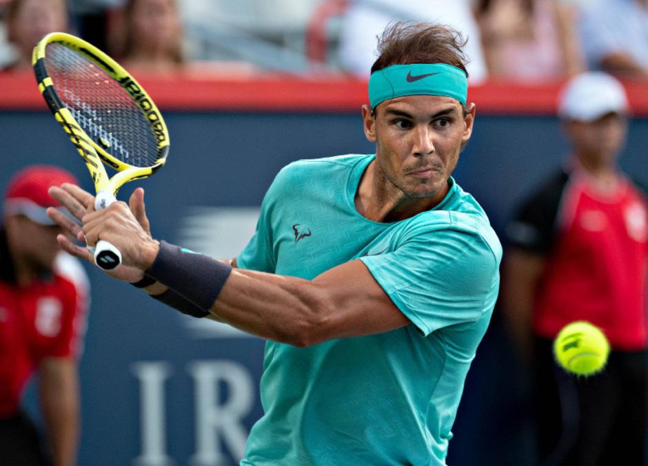 Rafael Nadal hatte mit Guido Pella keine Mühe.