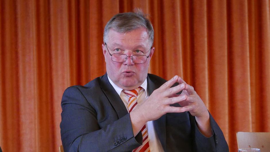 Landesrat Bernhard Tilg sieht die Versorgung gesichert.
