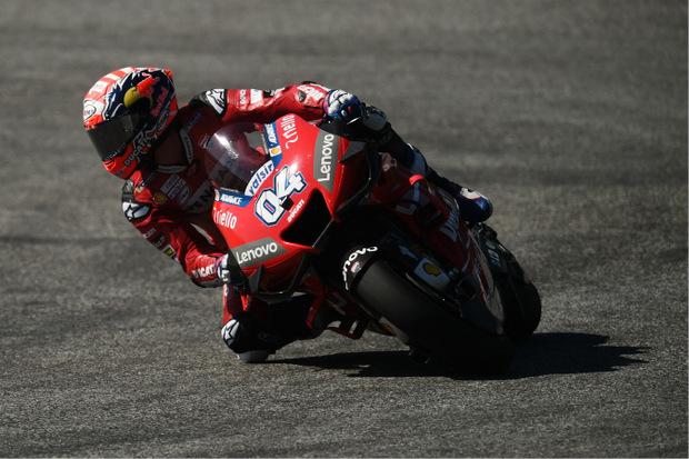 Drehte am Freitagvormittag die schnellste Runde: Andrea Dovizioso.