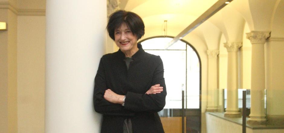 Bis 2008 war Silvia Eiblmayr Direktorin im Taxispalais.