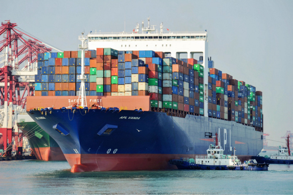 Vor allem der Zollstreit zwischen China und den USA sowie das befürchtete Brexit-Chaos ohne Abkommen sorgen für Unsicherheit im Welthandel.