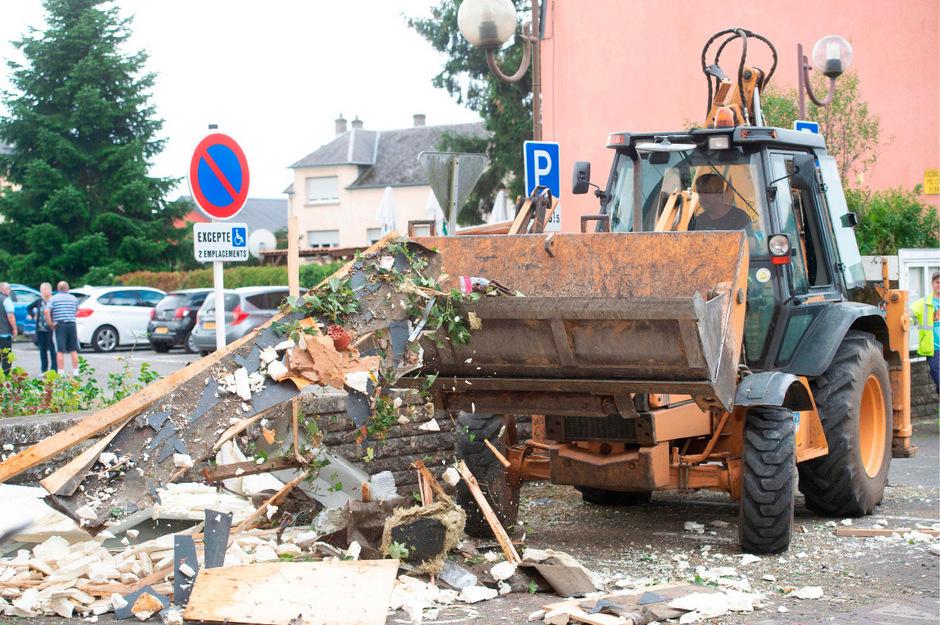 unwetter luxemburg heute