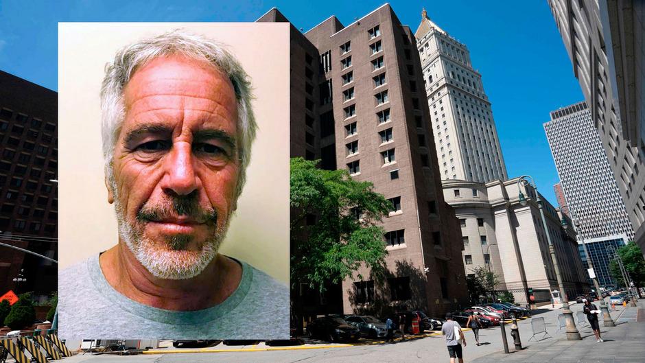 Jeffrey Epstein wurde am Samstag tot in seiner Gefängniszelle in Manhatten gefunden.