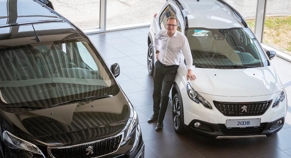 Autoland-Eigentümer Patrick Pfurtscheller glaubt, dass es weniger Autohändler geben wird.