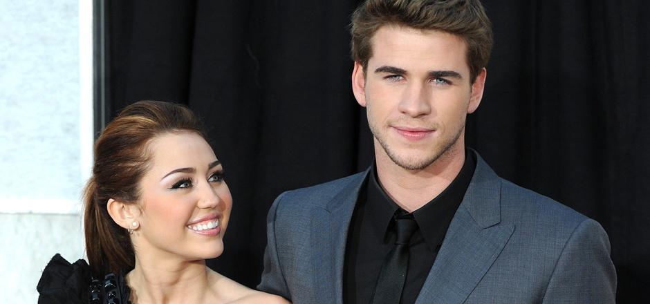 Miley Cyrus und Liam Hemsworth. (Archivbild)