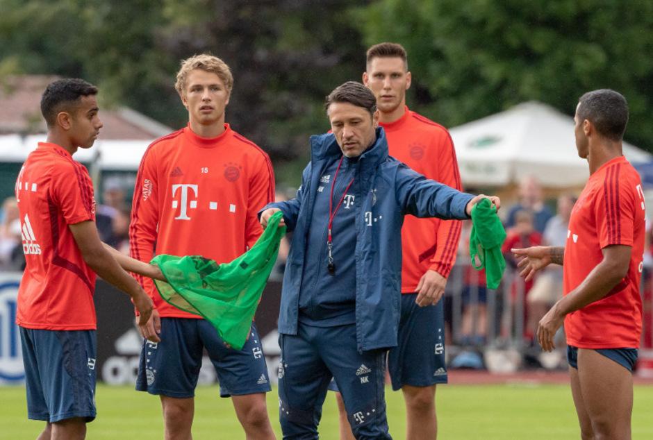 Bayern-Coach Kovac hofft auf Verstärkungen.
