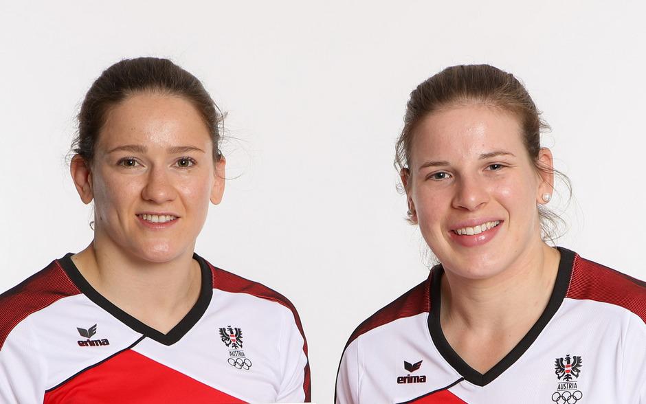 Kathrin Unterwurzacher und Bernadette Graf (r.) zählen zu den Tiroler Kandidatinnen für Olympia in Tokio.