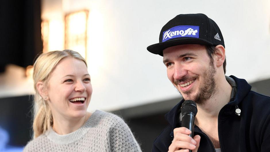 Felix und Miriam Neureuther werden wieder Eltern.