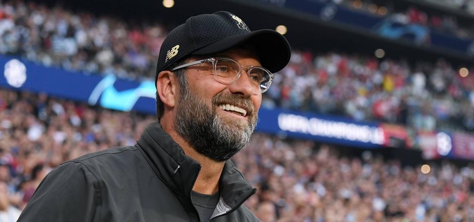 Coach Jürgen Klopp freut sich auf das Kräftemessen von Liverpool gegen Chelsea