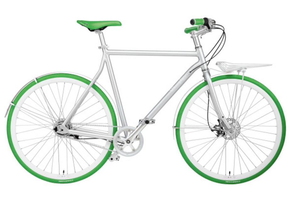 Das in 2016 gegründete Start-up Velosophy stellt  umweltfreundliche Fahrräder her.