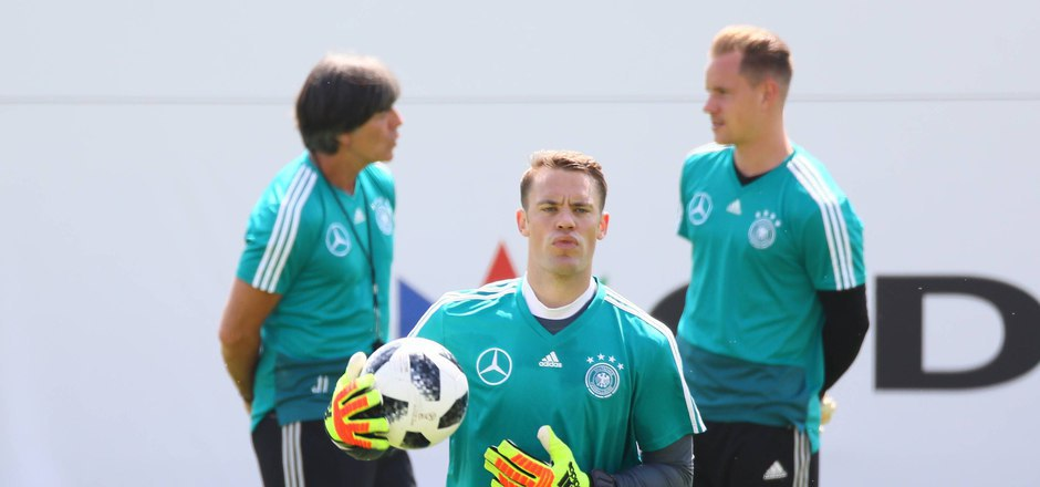 Gut möglich, dass DFB-Teamgoalie Manuel Neuer und Co. vor der EM 2020 die Vorbereitung in Seefeld absolvieren.