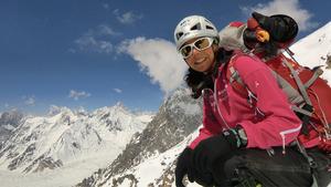 2012: Gerlinde Kaltenbrunner erzählt von ihren 8000ern.