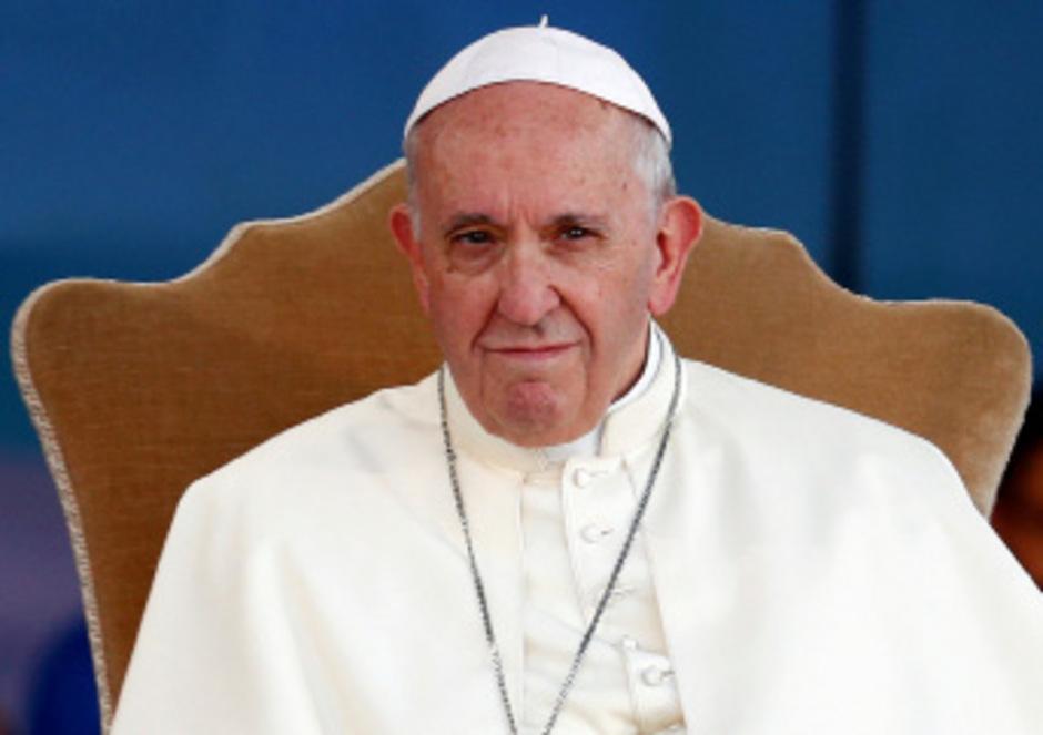 PapstFranziskus.