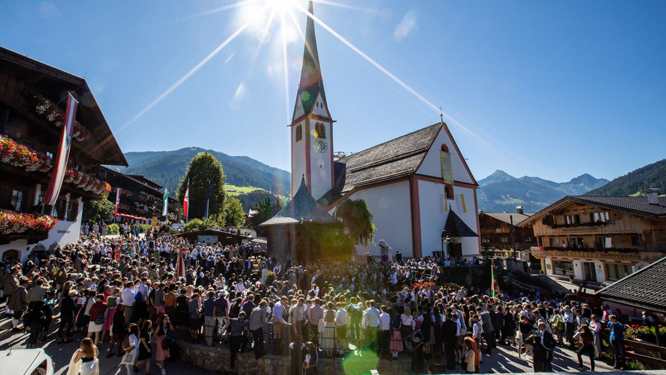 Das Forum ruft und alle kommen: Das Europäische Forum Alpbach wurde gestern im Rahmen der Tirol-Tage eröffnet.
