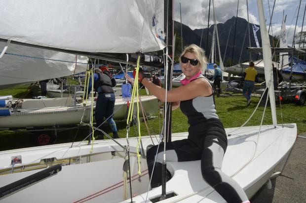 Teilnehmerin  Susanne Oed.