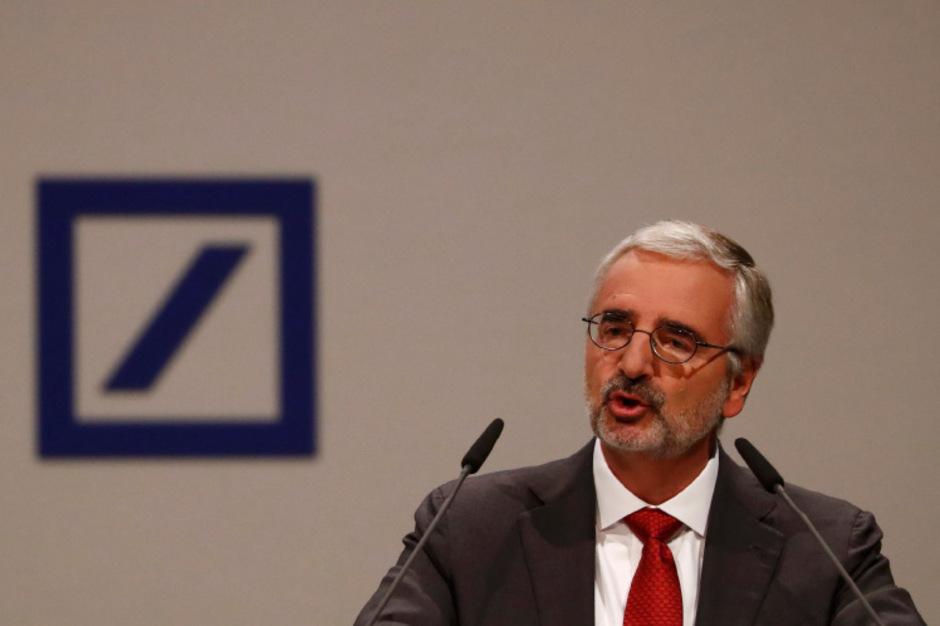 Deutsche-Bank-Chefkontrolleur Achleitner.