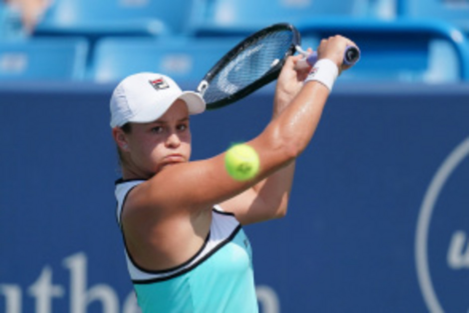 French-Open-Siegerin Ashleigh Barty.