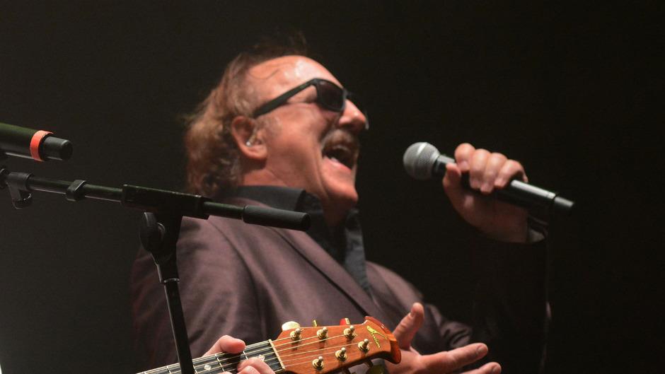 Sänger Herwig Rüdisser.