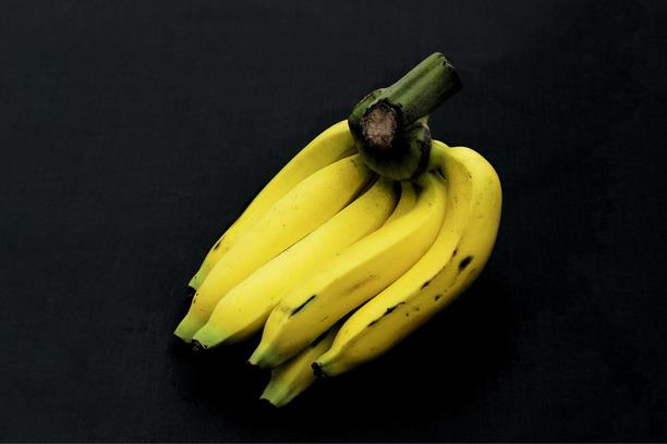 Die Bananen in Kolumbien sind von einer Krankheit bedroht. (Symbolfoto)