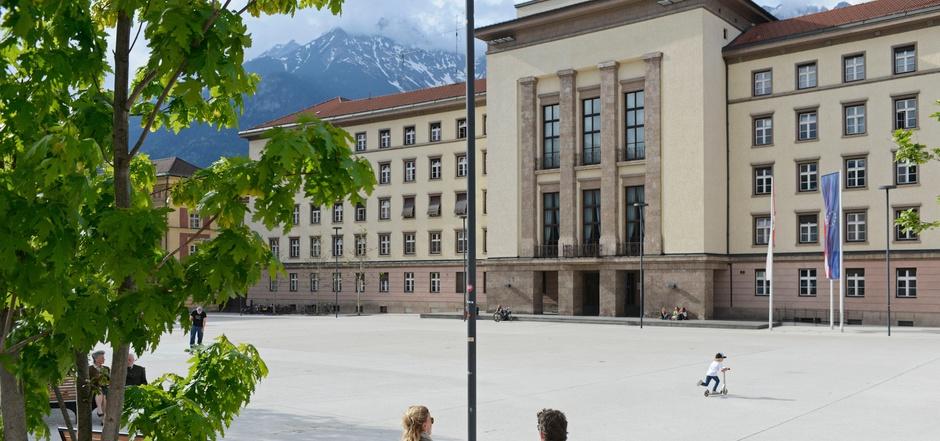 Wie viele politische Baustellen sich im neuen Landhaus bis 2021 noch auftun werden, steht in den Sternen. Die nun startende Generalsanierung macht aus dem Gebäude bis dahin aber eine tatsächliche.