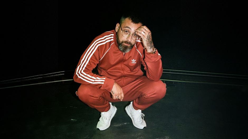 Ikone des deutschen Raps: Sido.