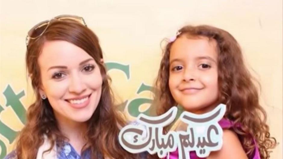 Bethany Vierra mit ihrer Tochter Zaina.