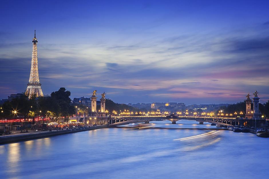 Seine in Paris. (Symbolfoto)