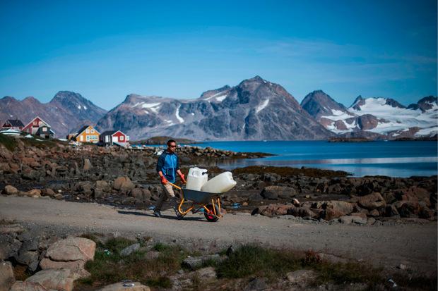 Grönland wird die Staatszugehörigkeit nicht ändern.