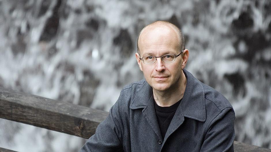 Der Innsbrucker Komponist Thomas Larcher.