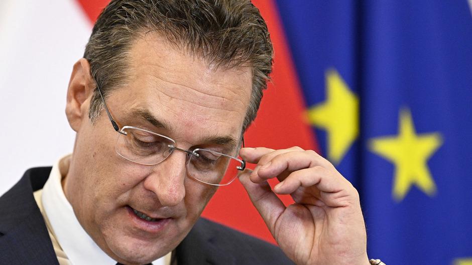 Ex-FPÖ-Chef Heinz-Christian Strache.