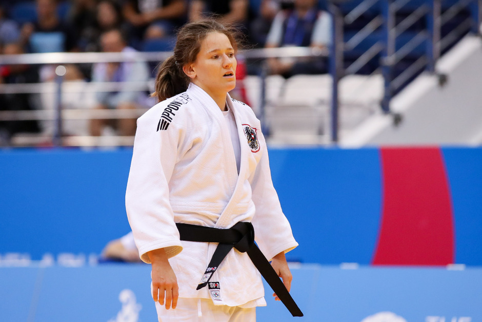 Die Innsbruckerin Kathrin Unterwurzacher (bis 63 kg) braucht dringend Punkte für die Olympia-Qualifikation.