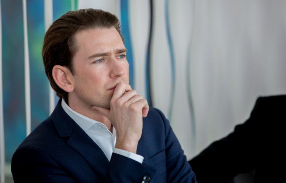 Ex-Bundeskanzler Sebastian Kurz.