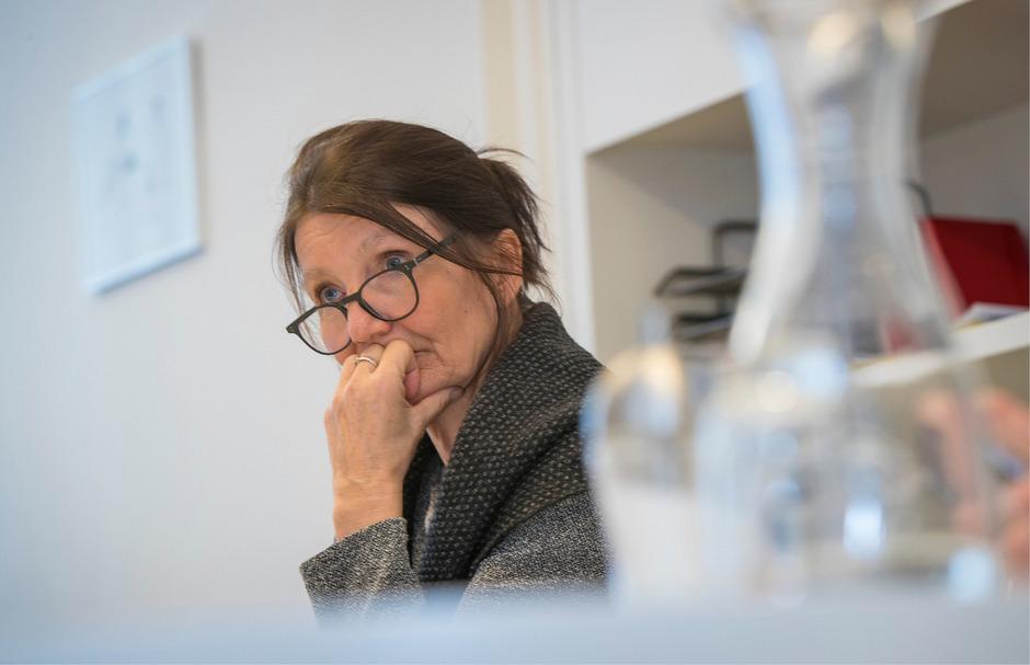 """Stadträtin Uschi Schwarzl will die """"Bäckerei"""" langfristig absichern."""