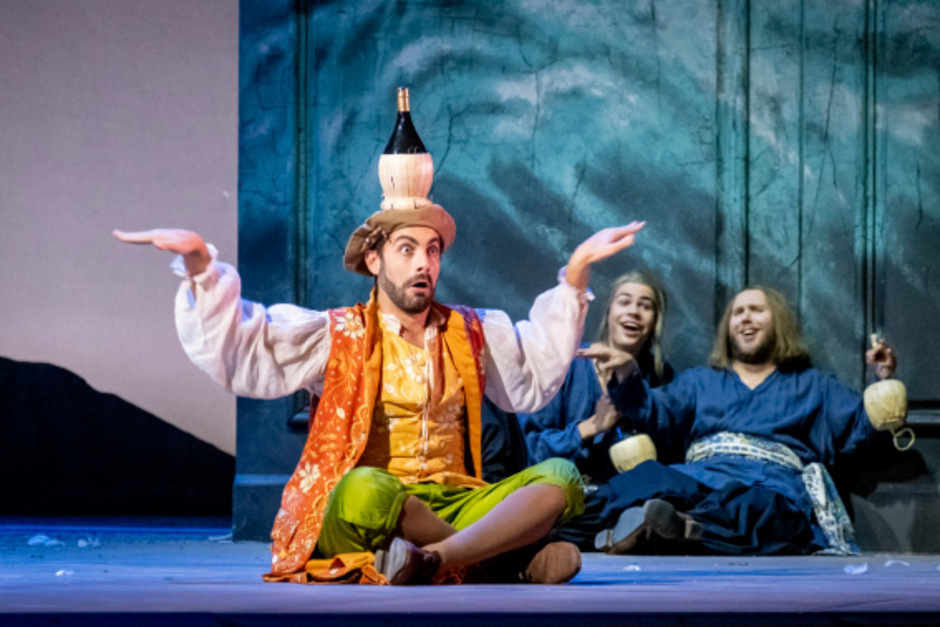 """Inszeniert wird """"La Dori"""" von Stefano Vizioli. Ottavio Dantone leitet das Ensemble Accademia Bizantina."""