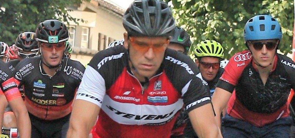 Arlberg-Adler-Sieger Florian Holzinger.