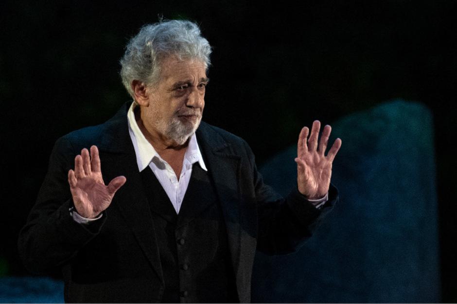 Dem spanischen Tenor Placido Domingo werden sexuelle Übergriffe vorgeworfen.