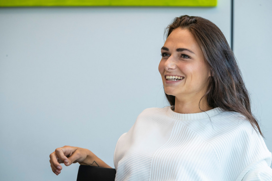 Die Tiroler Grünen-Spitzenkandidatin Barbara Neßler  im TT-Chat.