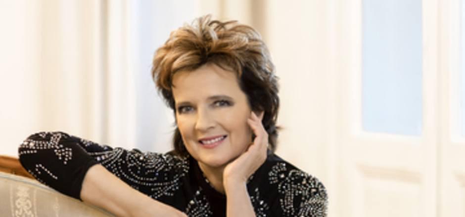 Erfolgreiche Sängerin, Songwriterin und Produzentin: Monika Martin.