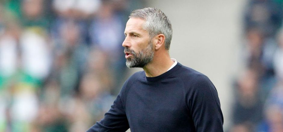 Ex-Salzburg-Trainer Marco Rose.