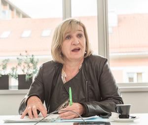 """""""Eine Koalition mit der FPÖ ist nicht wünschenswert. Ihre Inhalte und Personen sind nicht wählbar"""", meint LR Beate Palfrader/VP (Arbeitnehmerchefin)."""