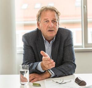 """""""Je weiter man nach Wien kommt, desto größer wird der Anspruch auf Allmacht und der Machtrausch"""", so Erwin Zangerl/VP(AK-Präsident)."""