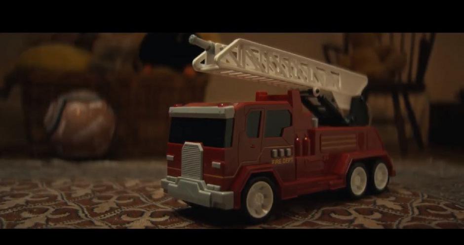 """Der neue Werbespot von Gillette dreht sich um """"Ben, den australischen Feuerwehrmann""""."""