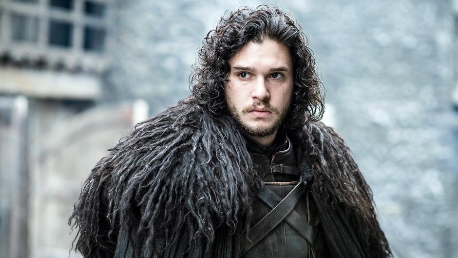 """Der britische Schauspieler Kit Harington als Jon Snow in """"Game of Thrones"""""""