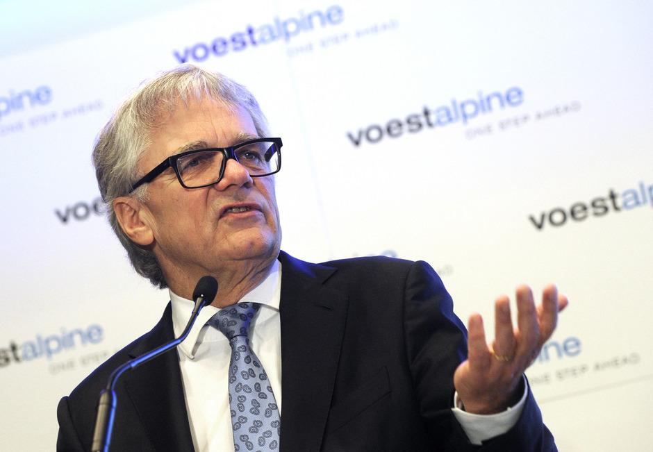 Ex-Voest-Chef und nunmehriges Aufsichtsmitglied Wolfgang Eder ortet Schwächen im Weltwirtschaftsystem.